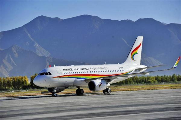 Tibet Airlines launches six new routes