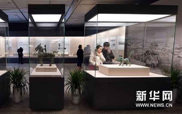 Ancient Tea-Horse Road historical relics exhibition held in Gansu