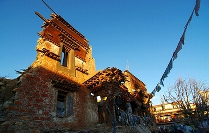 Ancient Shideling Temple in Tibet welcomes first major restoration