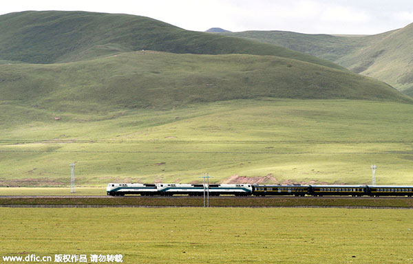 China to build second railway linking Tibet with inland