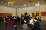 """""""西藏圣境""""壁画与摄影艺术展在京举行"""
