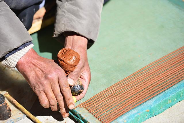 西藏尼木流传千年的神奇尼木藏香