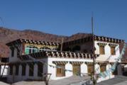 西藏传统的住宅建筑风格