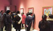 西藏105幅新生代精品唐卡亮相太原美术馆