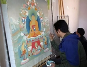 """太美了!在西藏,竟有这样一所""""画""""出来的学校丨关注"""