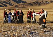 藏族山歌响彻行云 盘点那些不为人知的藏族山歌