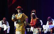 雪域传奇故事进京演出 观众爆满
