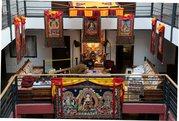 游圣地拉萨 观赏精致绝伦的坛城宗教艺术