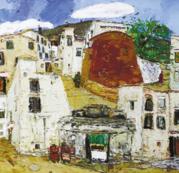西藏油画的新高度