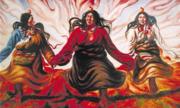 阿旺扎巴——当代康巴艺术的探索者
