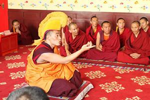 Sichuan wird ein buddhistisches Institut der tibetischen Sprache einrichten