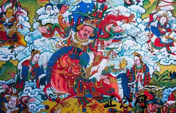"""Cartooned """"Epic of King Gesar"""" to be launched in Qinghai in April"""