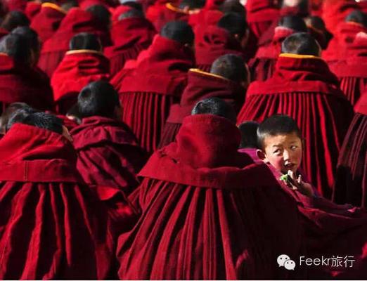 Pilgrimage in Gannan, Gansu Province (I)