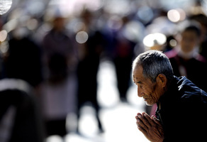 Anpassung der Religionen an das chinesische System