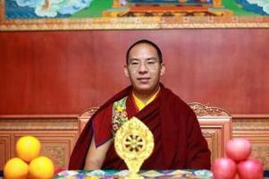 Rede des Penchen Lama:Strenge gesetzliche Strafe gegen chaotische Untaten in der Religion