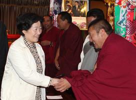 Hohe KPCh-Beamterin flog für Untersuchungen nach Tibet