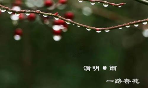 风象丨清明:雨从唐诗开始下
