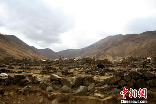 Lhasa starts archaeological work on largest Bon monastery ruins