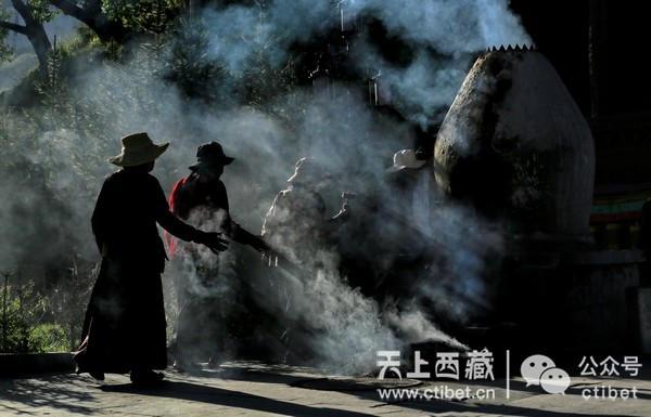 神秘西藏的放生习俗