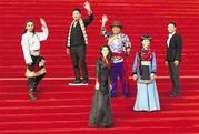 国内首部普米族母语电影《戎肯》近日试映 西藏话剧团两名演员担纲主演