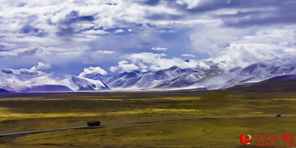 Intoxicating scenery of Amdo