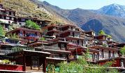 从民居透视藏族文化:甘孜藏族民居大合集