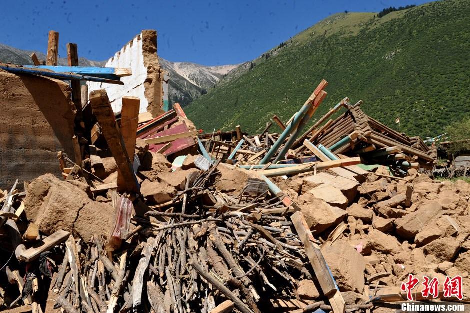 Tibet region quake