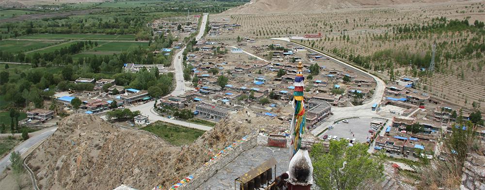 西藏第一座宫殿—雍布拉康