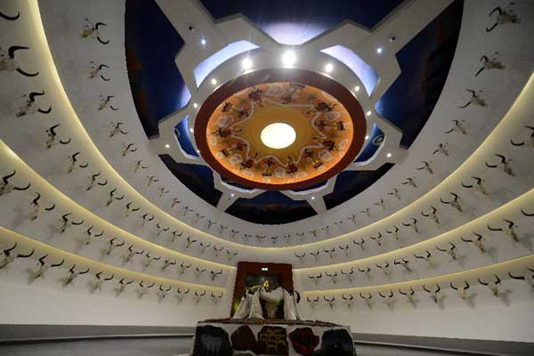 Tibet Yak Museum: Cultural landmark of snow plateau