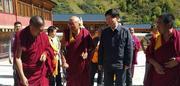"""德媒:""""流亡藏人""""渴望回国 称达赖""""不管不顾""""令其很受伤"""