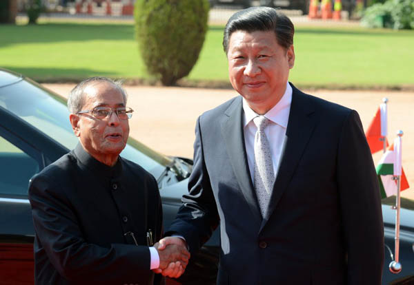 China pledges to settle boundary question with India