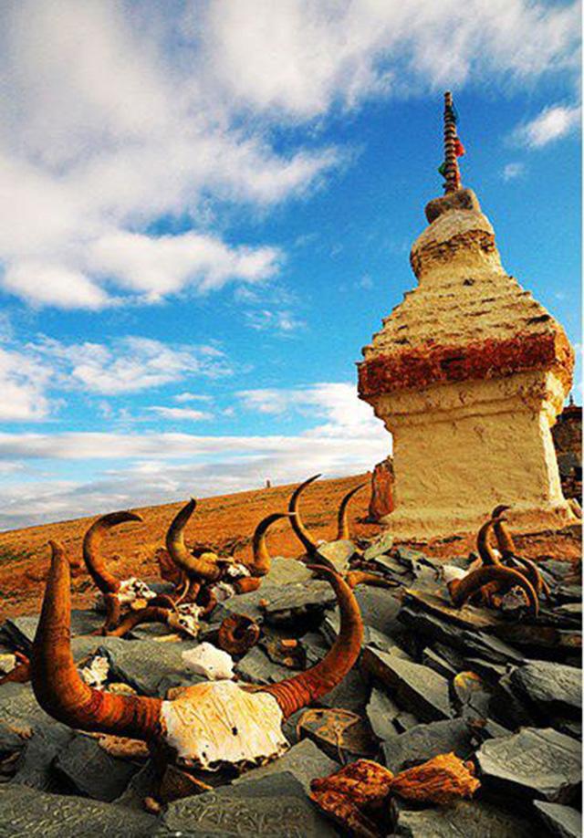牛头崇拜 藏民族神秘的图腾崇拜