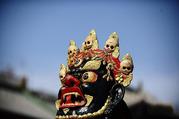 藏戏面具探秘 你不了解的藏族面具分类