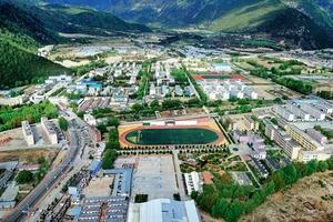 西藏经济迈向现代与开放