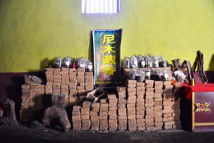 Tibet's Nyemo circulates 1,000 years of Tibetan incense