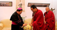 China hält Religionskonferenz ab