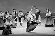 大型原创舞剧《仓央嘉措》第四轮公演在国家大剧院举行