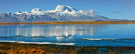 西藏诱惑:水之彩