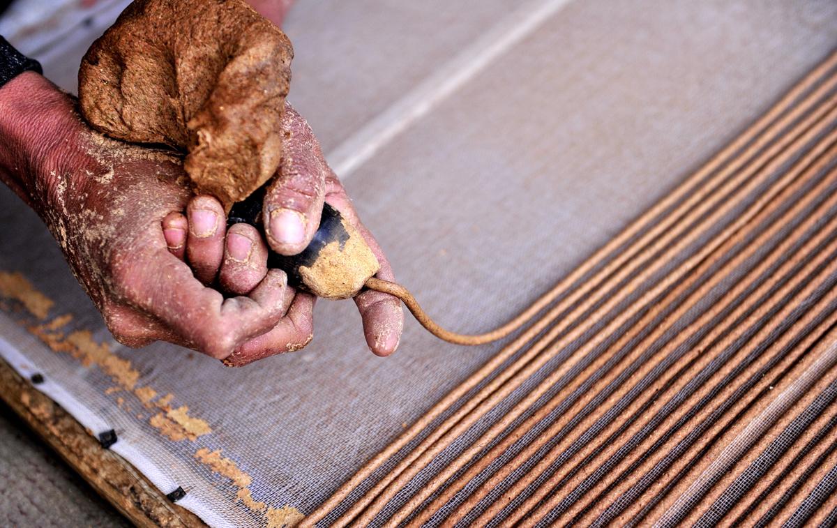 Photo story: How to make Tibetan incense