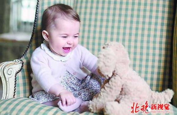 Welche Geburtstagsgeschenke bekommt Prinzessin Charlotte 1