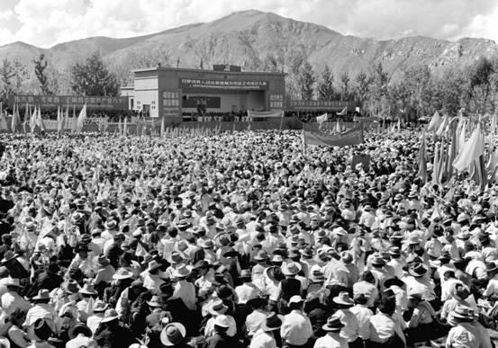 西藏自治区成立
