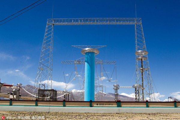 China to accelerate Tibet's clean energy development