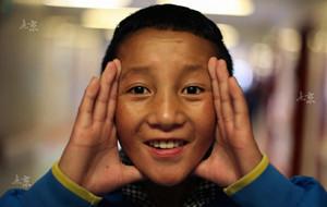 Kranke Tibeter kommen nach Beijing