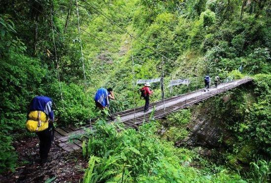 Tibet's Pai-Medog hiking route temporarily closed