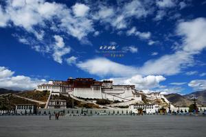 裘援平在西藏考察调研