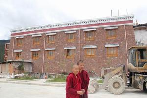 塔巴林,追求平等的藏地尼姑寺