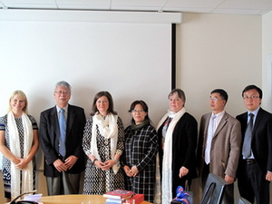 China's Tibetan cultural delegation visits Iceland