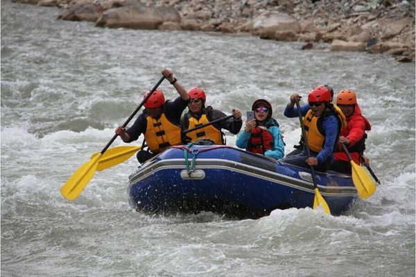 Rafting World Cup starts in mid July