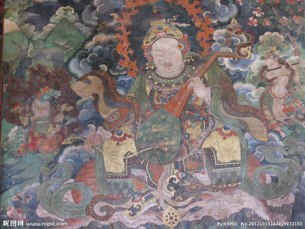 Potala Palace  mural copy thangkas to be exhibited