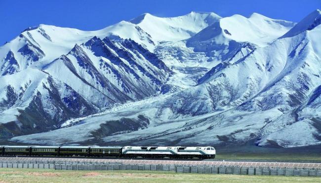 Qinghai-Tibet Railway: Rising capacity record number of passengers